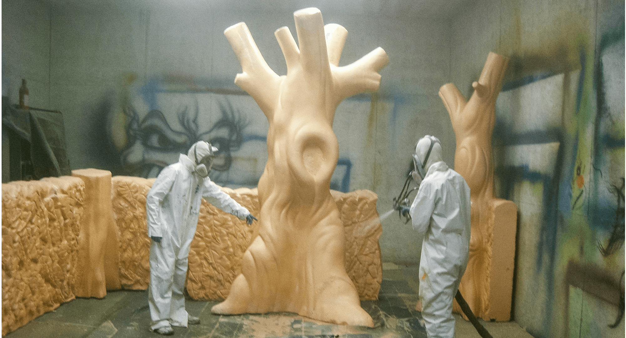 Spray-On-Polyurethane